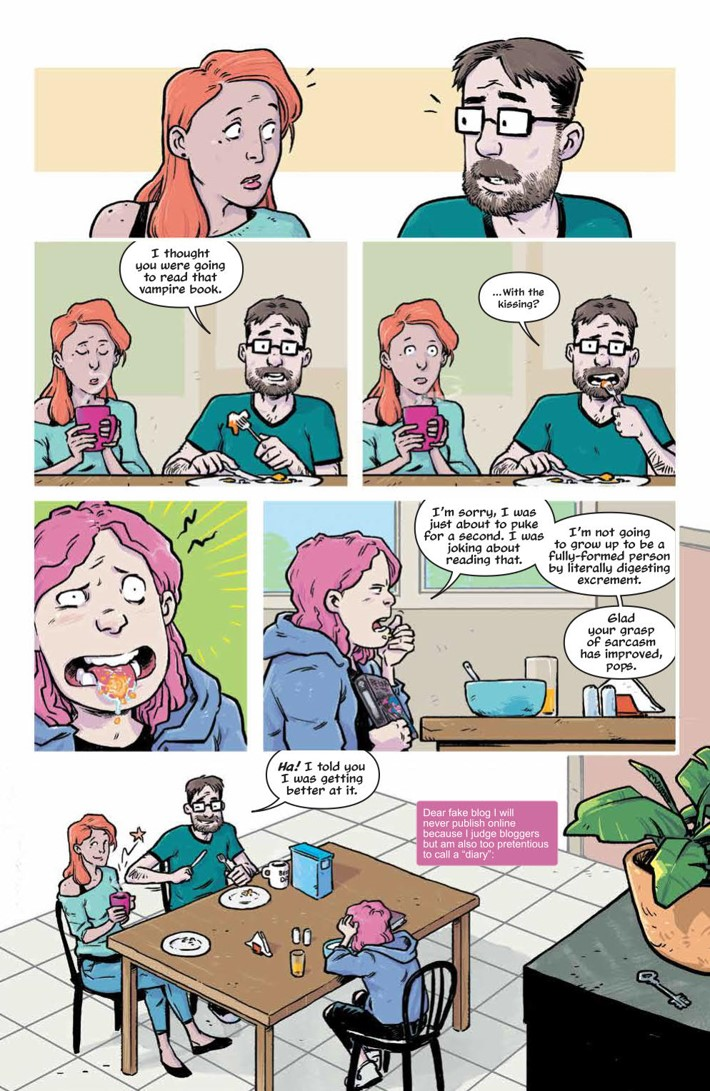 LucyDreaming_001_PRESS_4 ComicList Previews: LUCY DREAMING #1