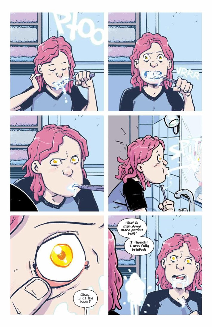 LucyDreaming_001_PRESS_7 ComicList Previews: LUCY DREAMING #1