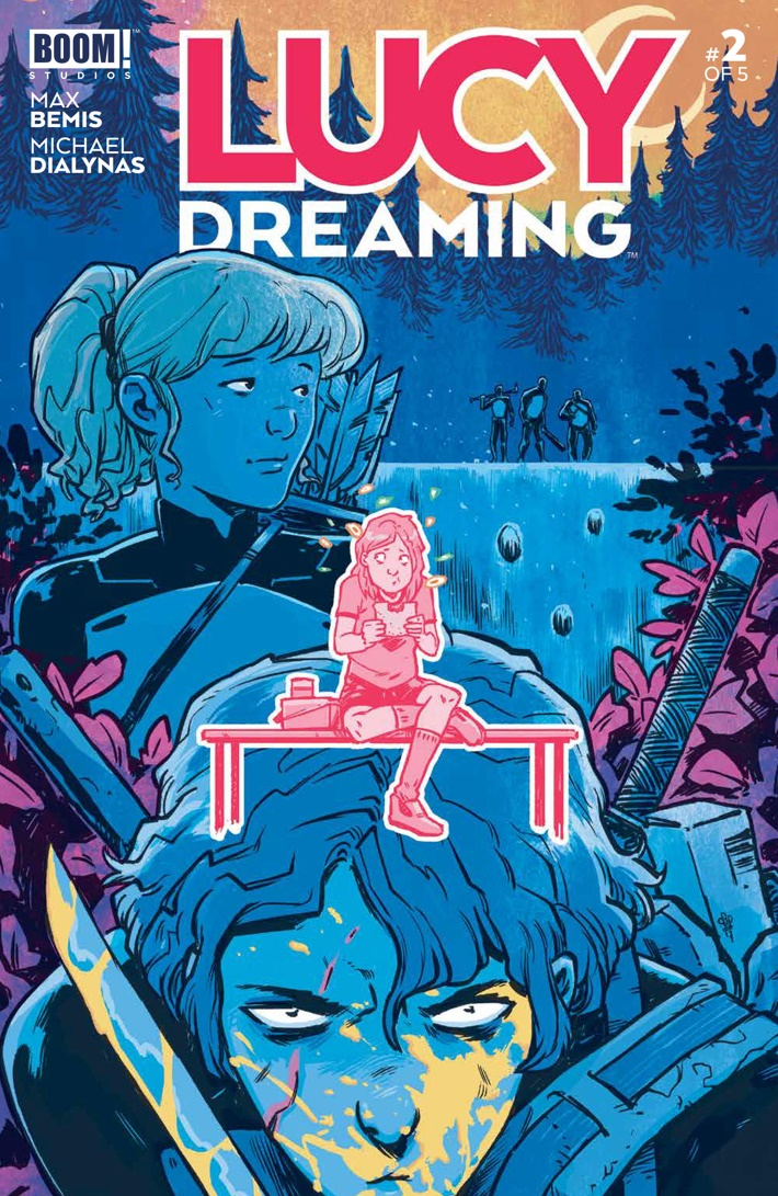 LucyDreaming_002_PRESS_1 ComicList Previews: LUCY DREAMING #2
