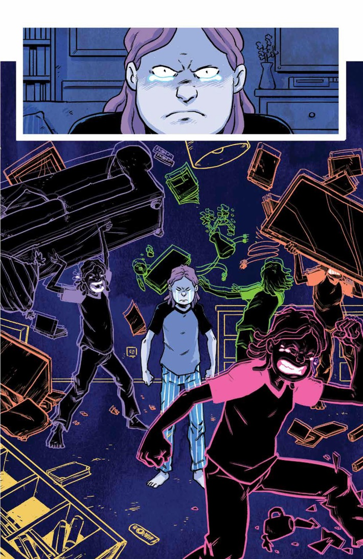 LucyDreaming_002_PRESS_7 ComicList Previews: LUCY DREAMING #2