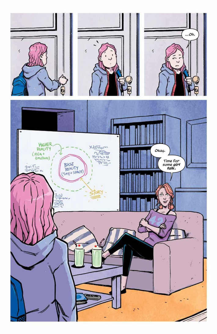 LucyDreaming_003_PRESS_5 ComicList Previews: LUCY DREAMING #3