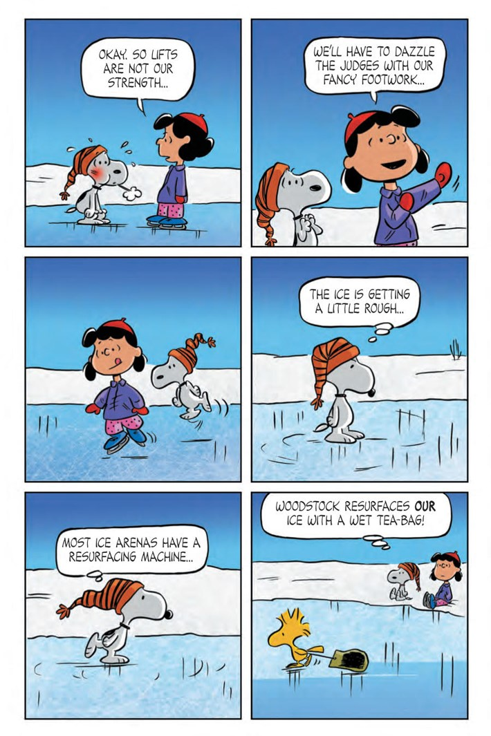 Lucy_HC_PRESS_12 ComicList Previews: LUCY A PEANUTS COLLECTION HC