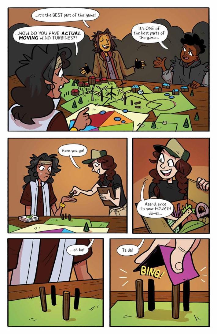 Lumberjanes_050_PRESS_4 ComicList Previews: LUMBERJANES #50