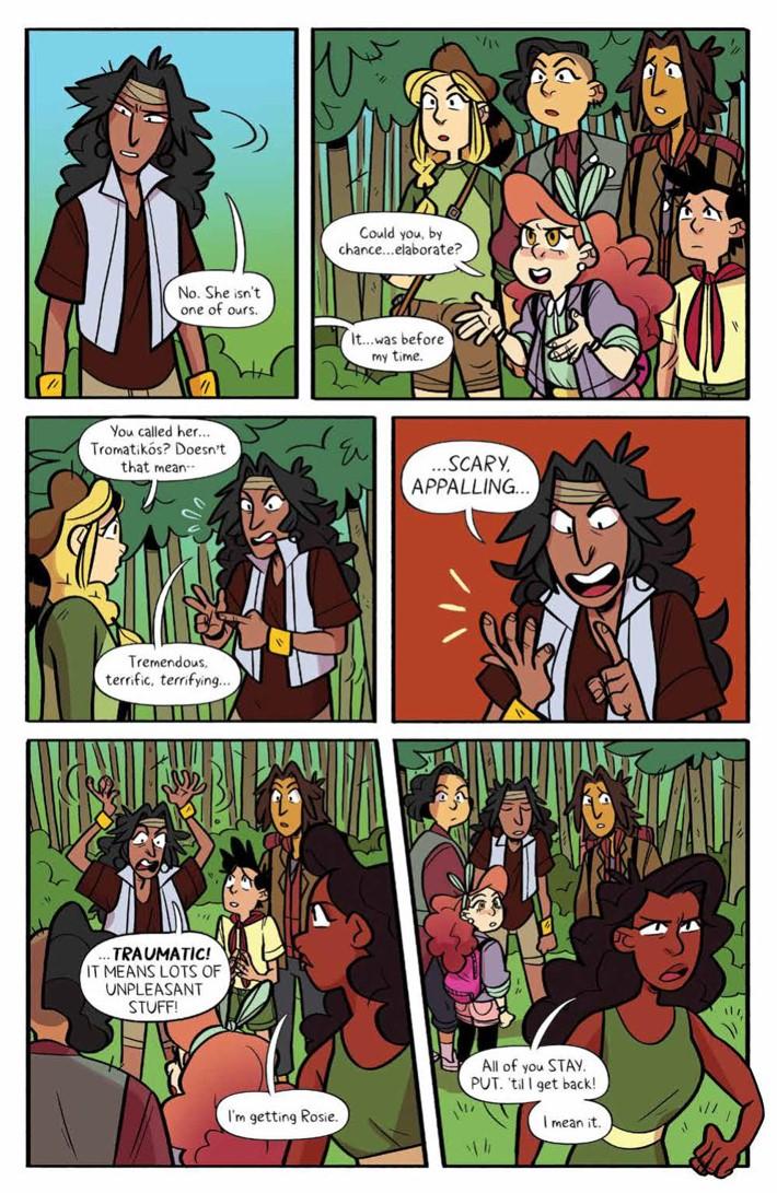 Lumberjanes_054_PRESS_4 ComicList Previews: LUMBERJANES #54