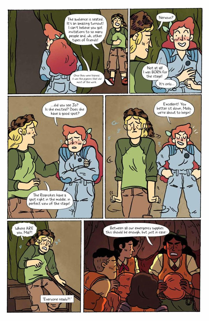 Lumberjanes_060_PRESS_6 ComicList Previews: LUMBERJANES #60