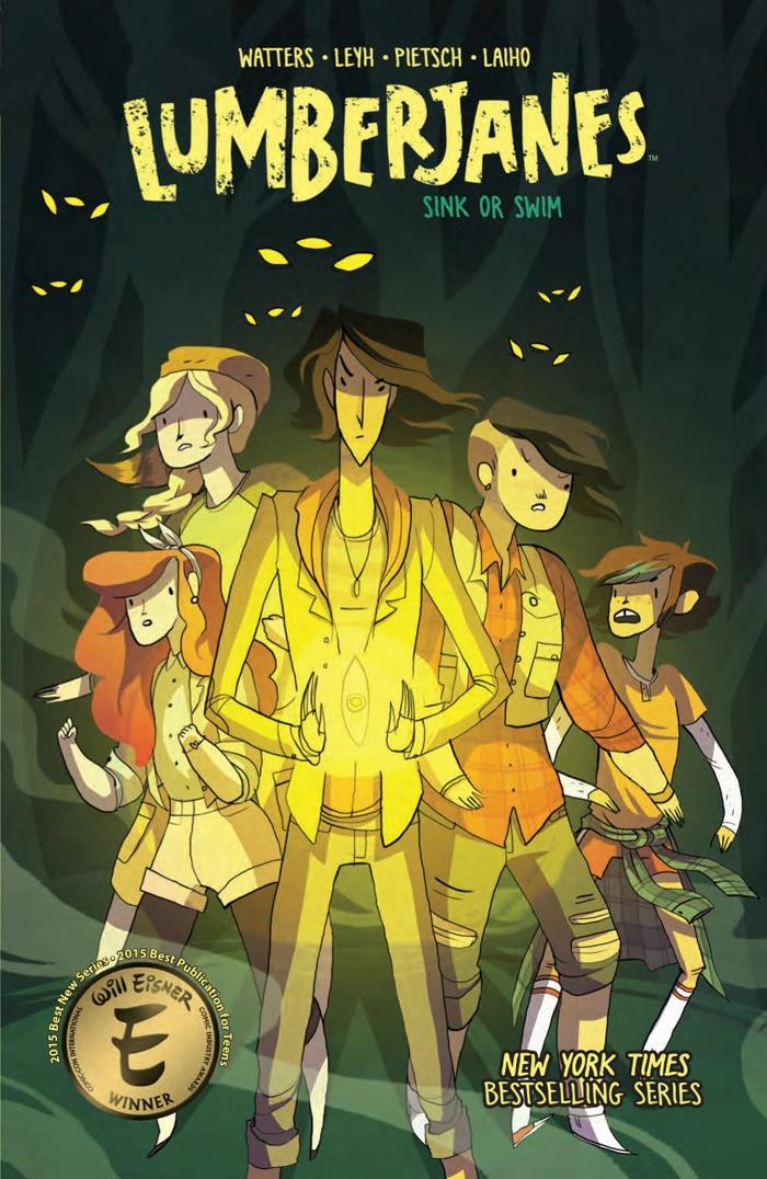 Lumberjanes_v6_TP_PRESS_1 ComicList Preview: LUMBERJANES VOLUME 6 TP