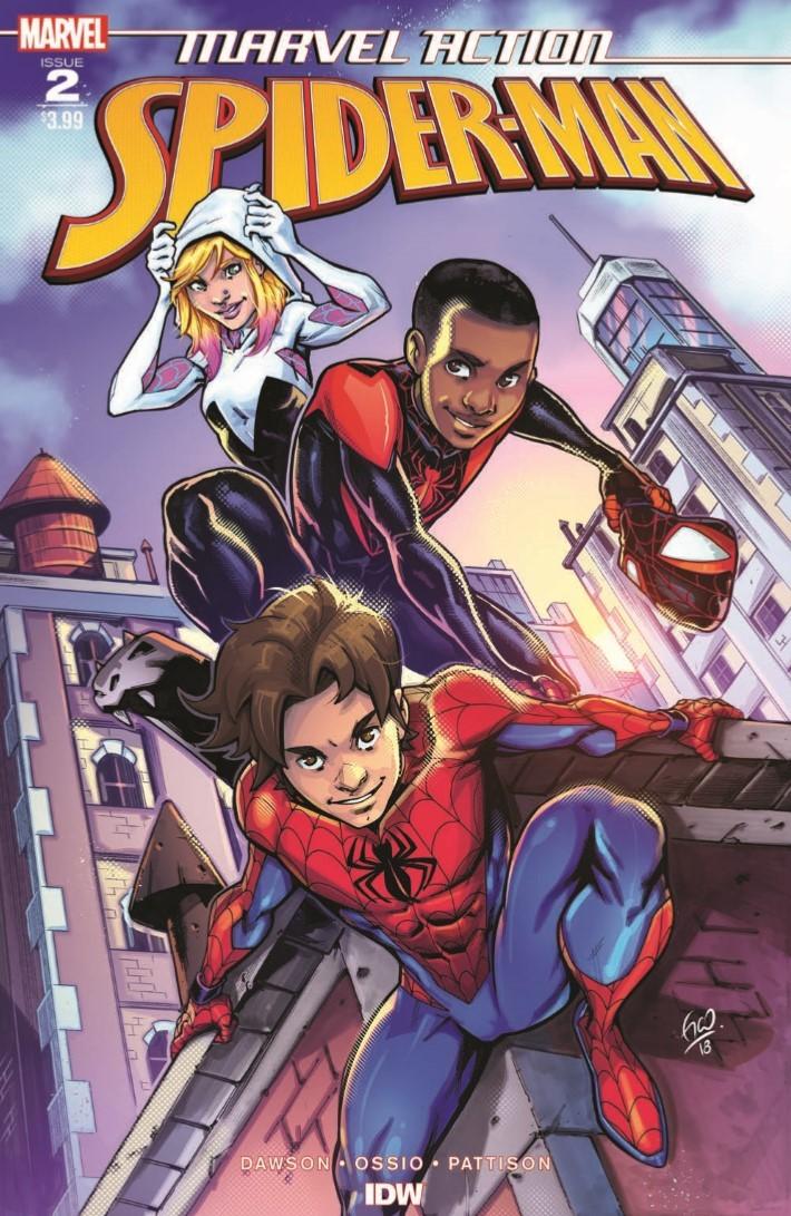 Marvel_Action_Spider_Man_02-pr-1 ComicList Previews: MARVEL ACTION SPIDER-MAN #2