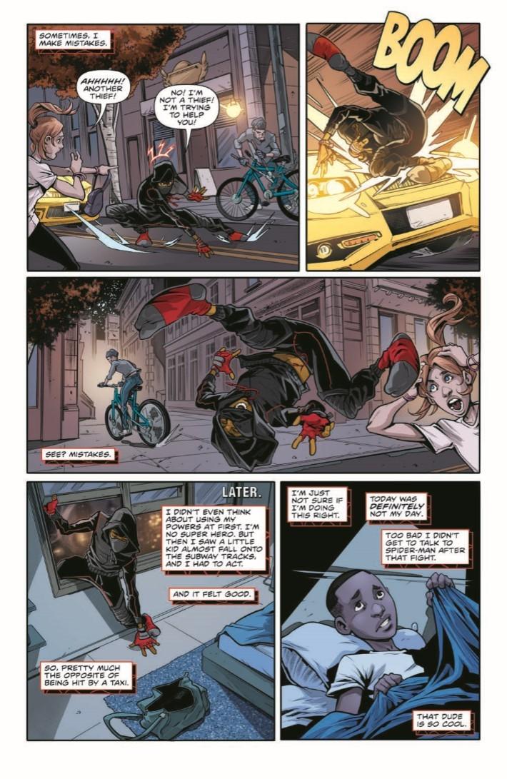 Marvel_Action_Spider_Man_02-pr-4 ComicList Previews: MARVEL ACTION SPIDER-MAN #2