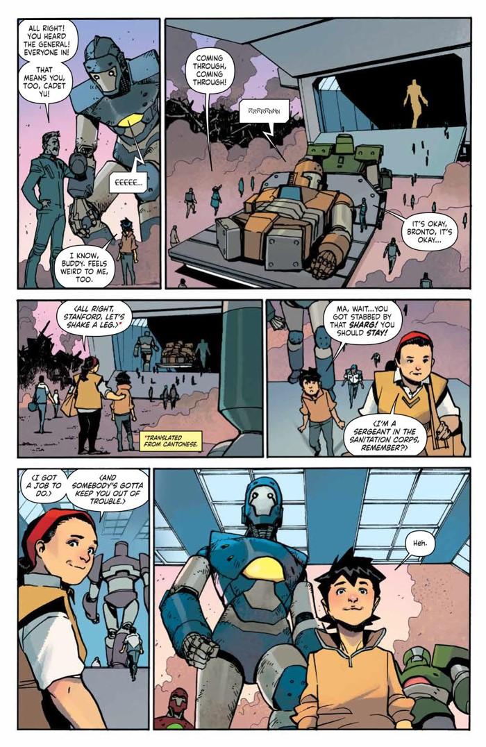 MechCadetYu_007_PRESS_6 ComicList Previews: MECH CADET YU #7