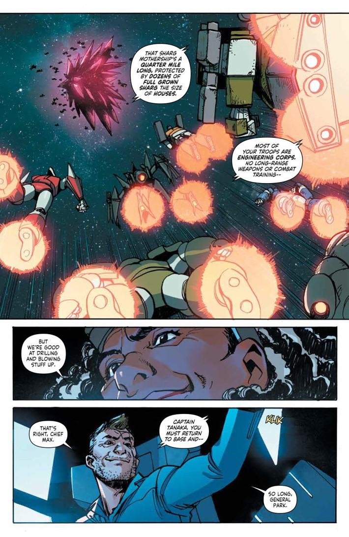 MechCadetYu_v3_SC_PRESS_11 ComicList Previews: MECH CADET YU VOLUME 3 TP