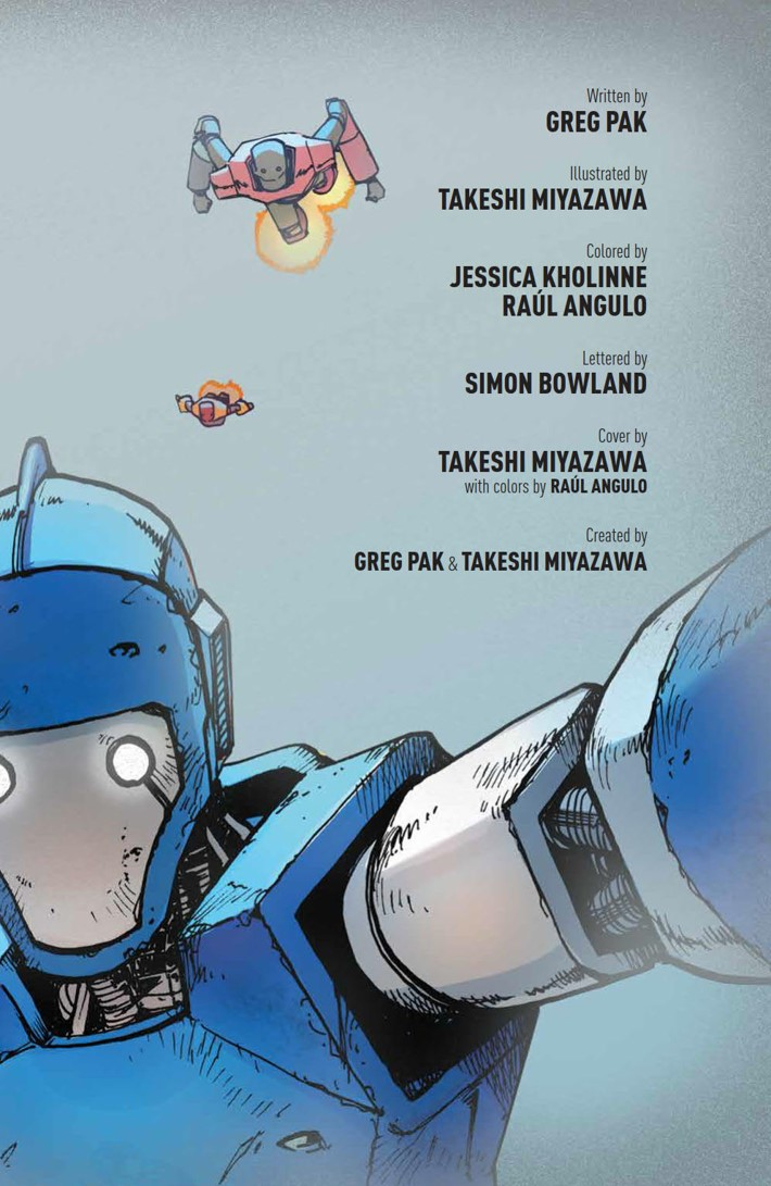 MechCadetYu_v3_SC_PRESS_7 ComicList Previews: MECH CADET YU VOLUME 3 TP