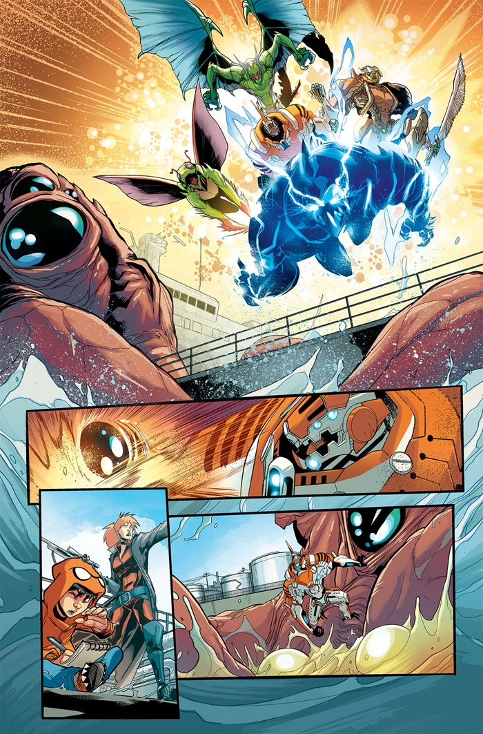 Monsters_Unleashed_1_Preview_4 ComicList Preview: MONSTERS UNLEASHED #1
