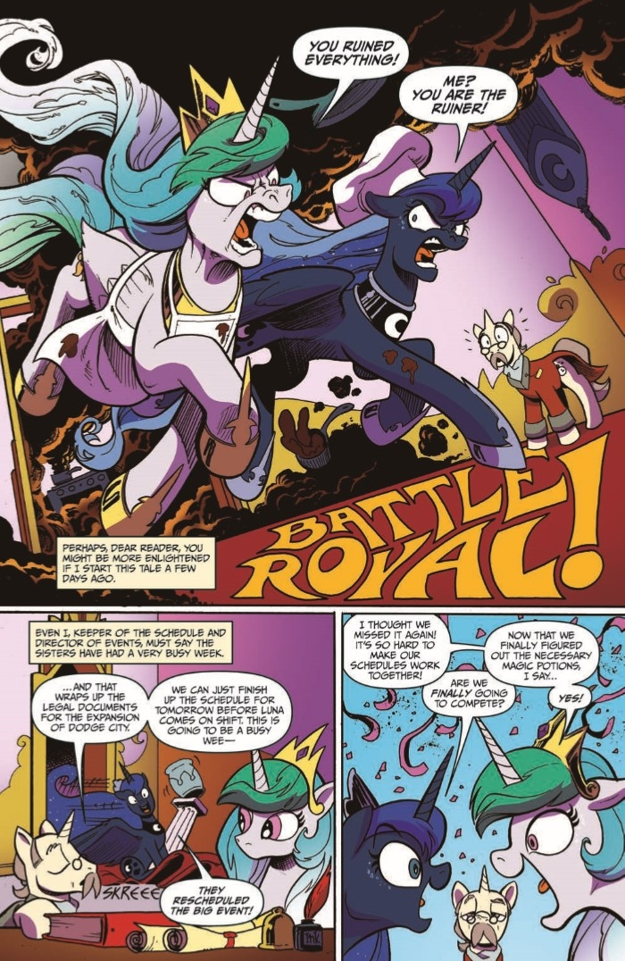 MyLittlePony_FF_38-pr-4 ComicList Preview: MY LITTLE PONY FRIENDS FOREVER #38