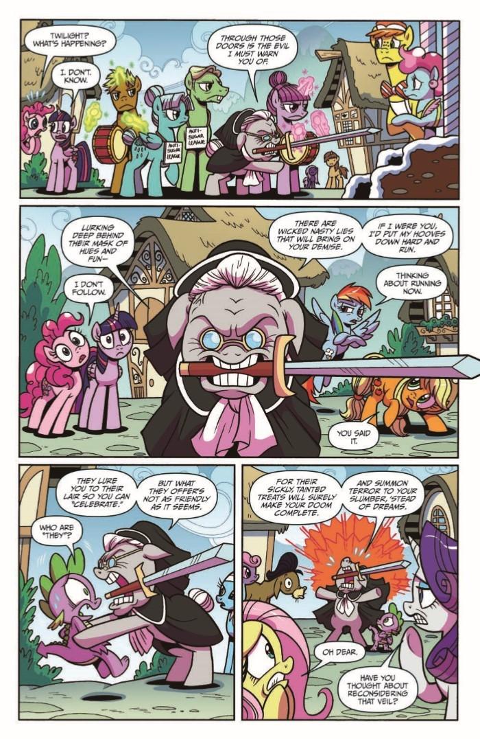 MyLittlePony_FiM_63-pr-6 ComicList Previews: MY LITTLE PONY FRIENDSHIP IS MAGIC #63