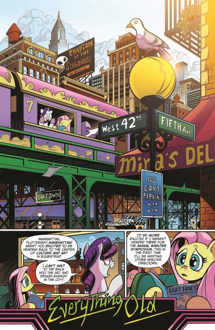 MyLittlePony_FiM_64-pr-3 ComicList Previews: MY LITTLE PONY FRIENDSHIP IS MAGIC #64