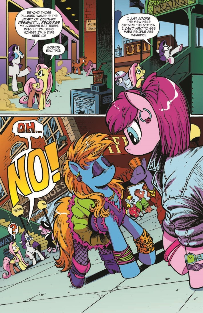 MyLittlePony_FiM_64-pr-5 ComicList Previews: MY LITTLE PONY FRIENDSHIP IS MAGIC #64