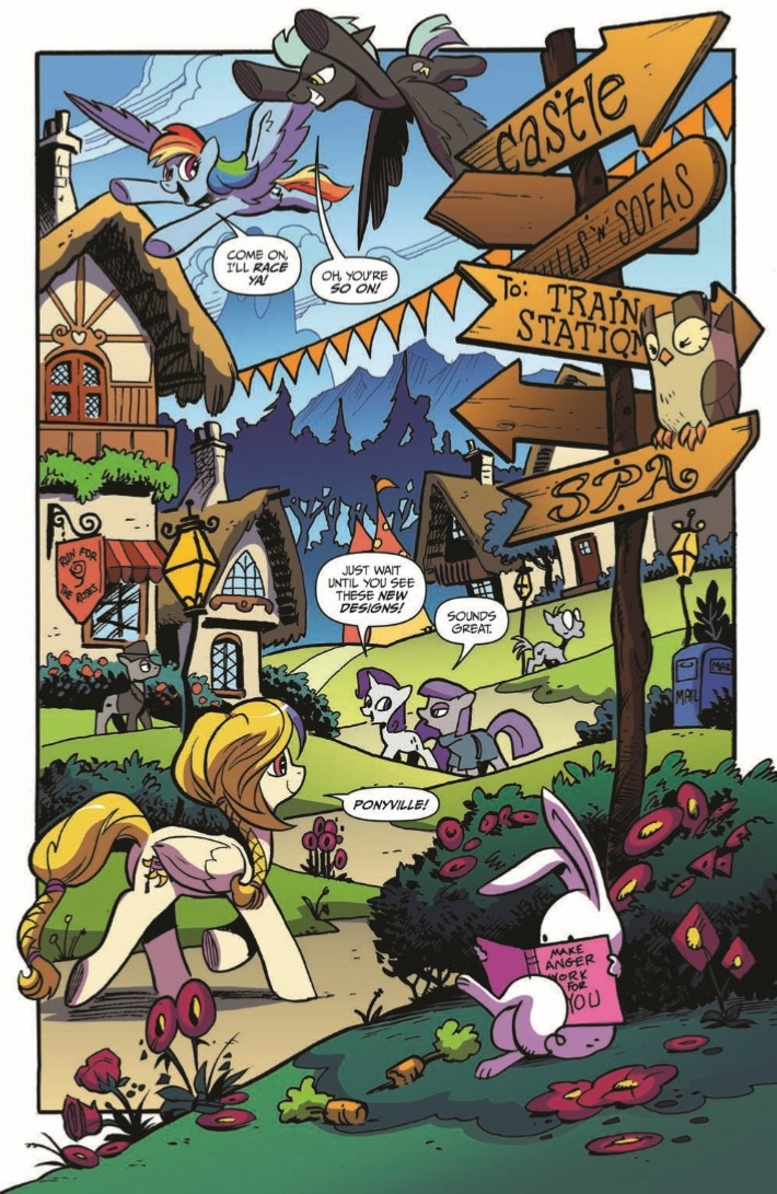 MyLittlePony_FiM_65-pr-6 ComicList Previews: MY LITTLE PONY FRIENDSHIP IS MAGIC #65