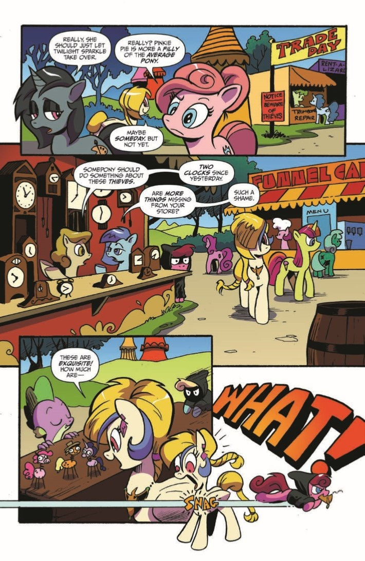 MyLittlePony_FiM_65-pr-7 ComicList Previews: MY LITTLE PONY FRIENDSHIP IS MAGIC #65