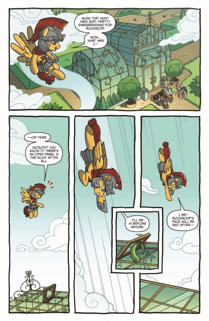 MyLittlePony_LoM_11-pr-6 ComicList Previews: MY LITTLE PONY LEGENDS OF MAGIC #11