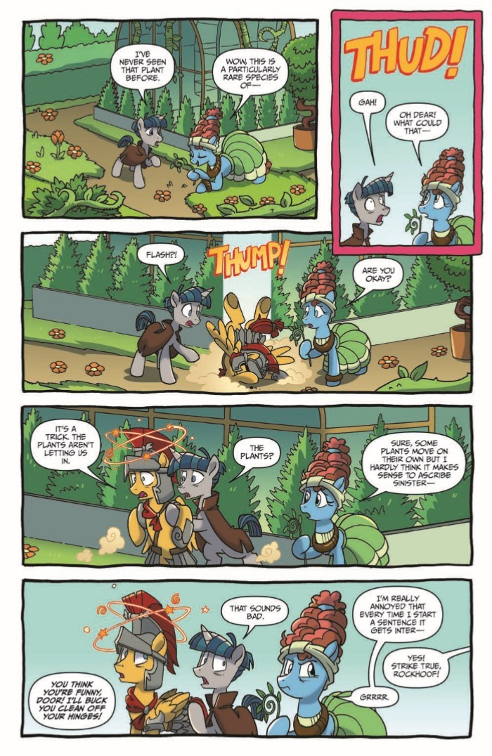 MyLittlePony_LoM_11-pr-7 ComicList Previews: MY LITTLE PONY LEGENDS OF MAGIC #11