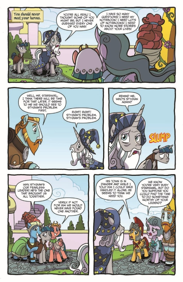 MyLittlePony_LoM_12-pr-4 ComicList Previews: MY LITTLE PONY LEGENDS OF MAGIC #12