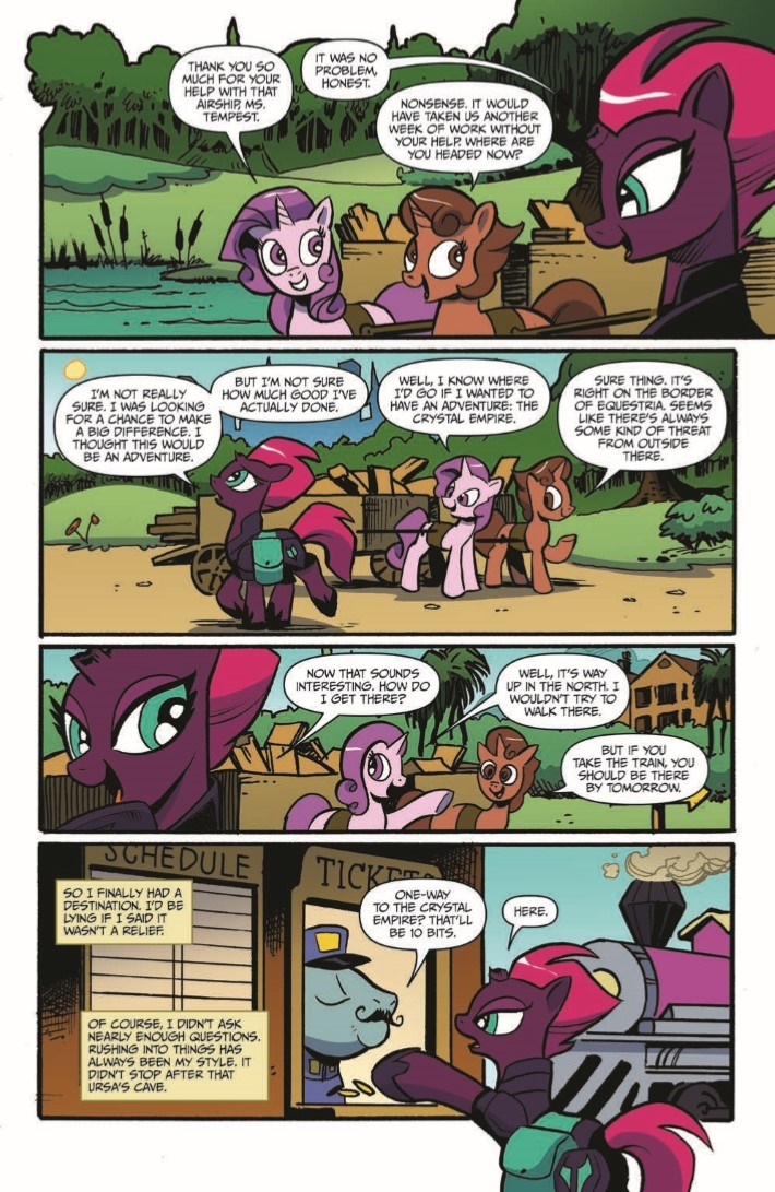 My_Little_Pony_67-pr-6 ComicList Previews: MY LITTLE PONY FRIENDSHIP IS MAGIC #67