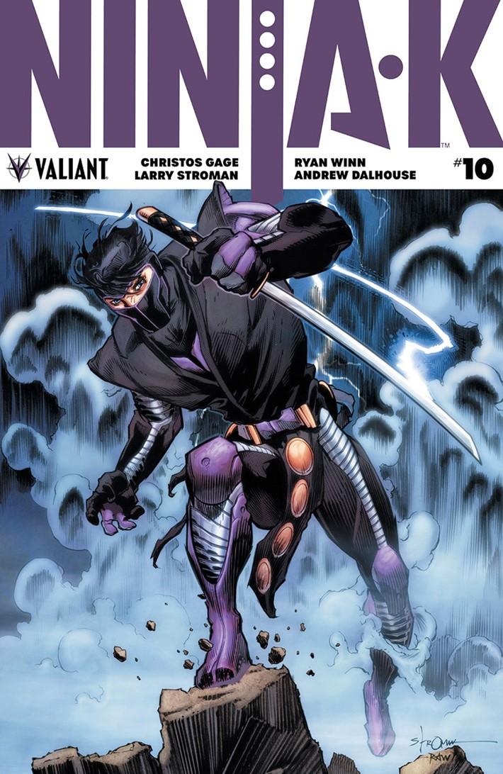 NINJA-K_010_COVER-B_STROMAN ComicList Previews: NINJA-K #10