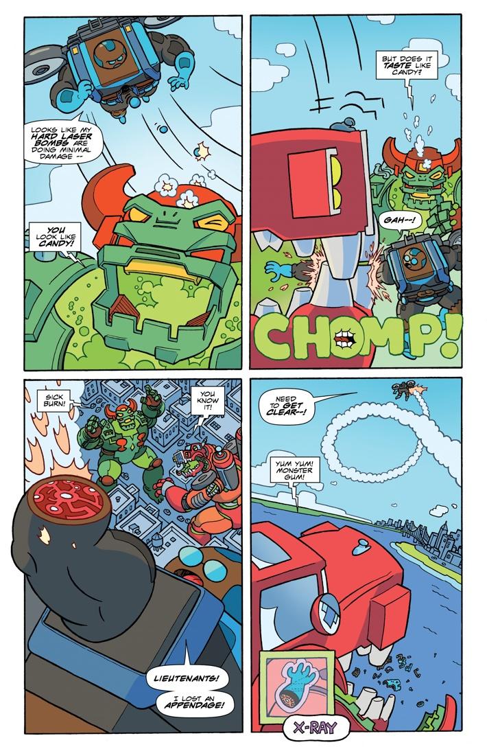 NLOM-01_p1 ComicList Previews: THE NEW LIEUTENANTS OF METAL #1
