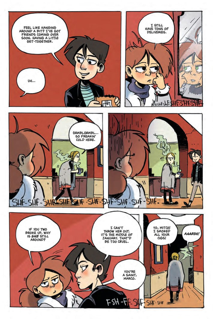 NuclearWinter_OGN2_SC_Press_16 ComicList Previews: NUCLEAR WINTER VOLUME 2 GN