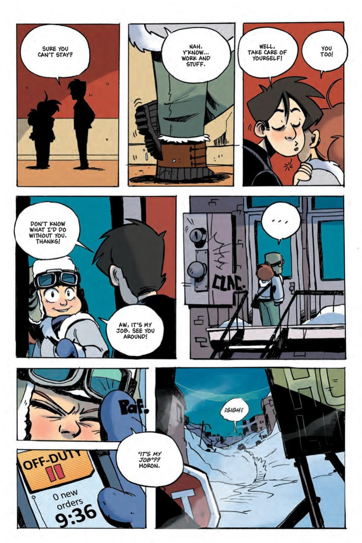 NuclearWinter_OGN2_SC_Press_17 ComicList Previews: NUCLEAR WINTER VOLUME 2 GN