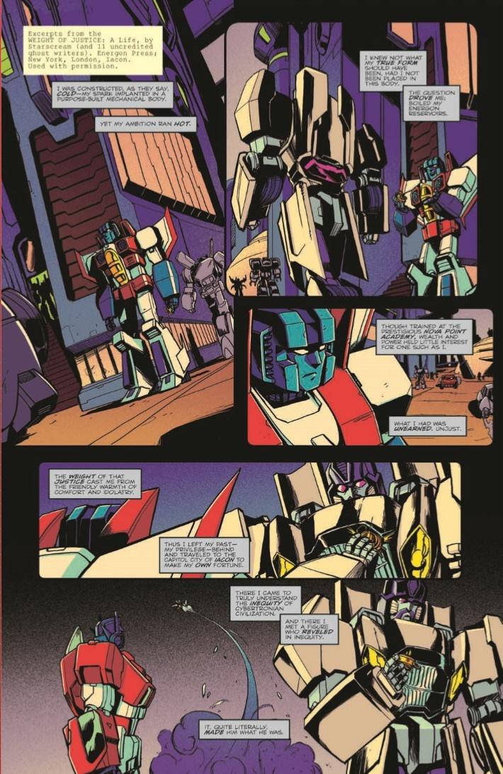 OptimusPrime_19-pr-3 ComicList Previews: OPTIMUS PRIME #19