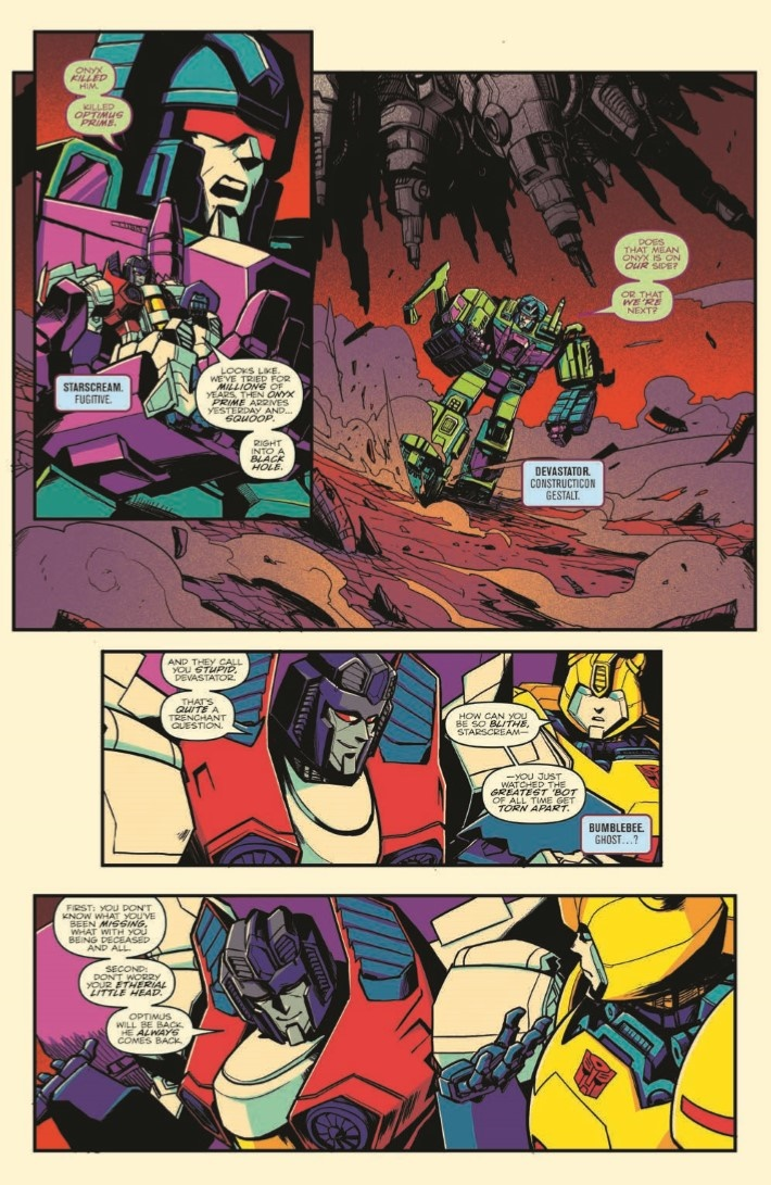 OptimusPrime_19-pr-7 ComicList Previews: OPTIMUS PRIME #19