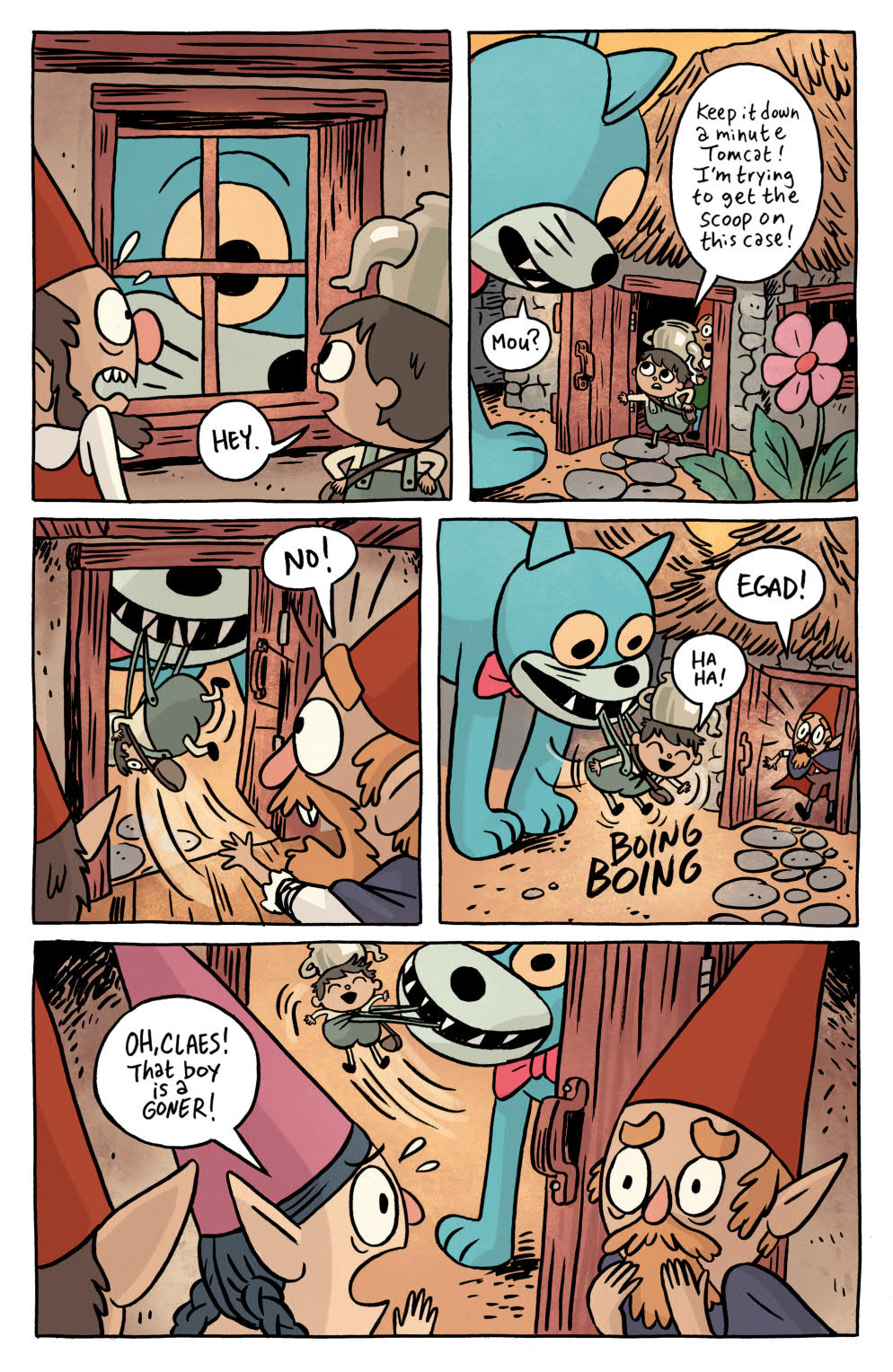 OverGardenWall_Ongoing_v1_PRESS_16 ComicList Preview: OVER THE GARDEN WALL VOLUME 1 TP