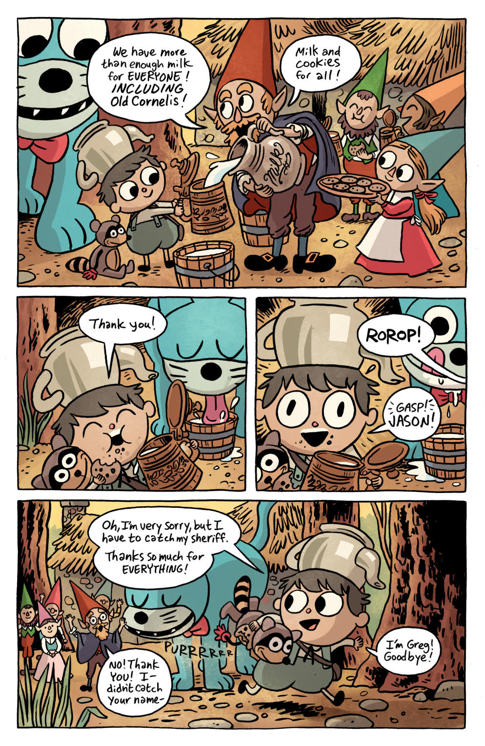 OverGardenWall_Ongoing_v1_PRESS_18 ComicList Preview: OVER THE GARDEN WALL VOLUME 1 TP