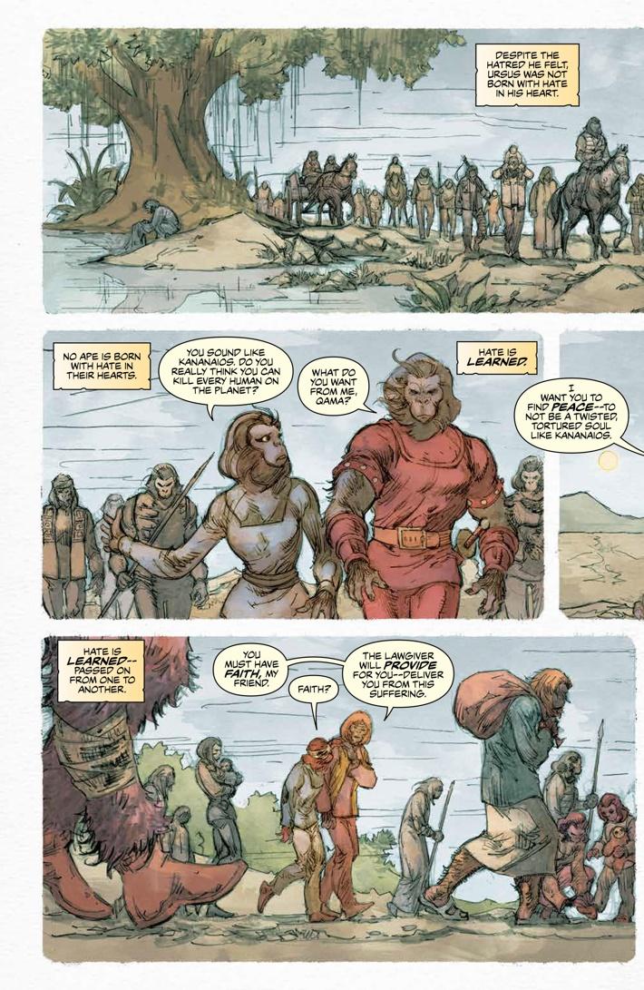 POTA_Ursus_004_PRESS_4 ComicList Previews: PLANET OF THE APES URSUS #4