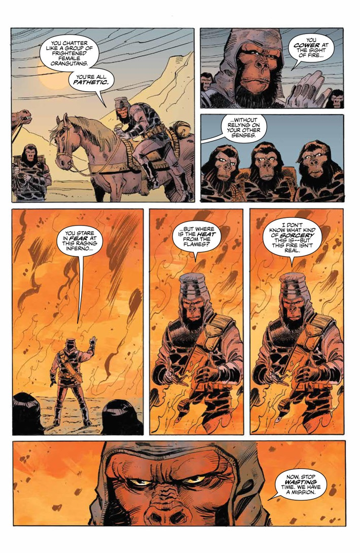 POTA_Ursus_03_PRESS_4 ComicList Previews: PLANET OF THE APES URSUS #3