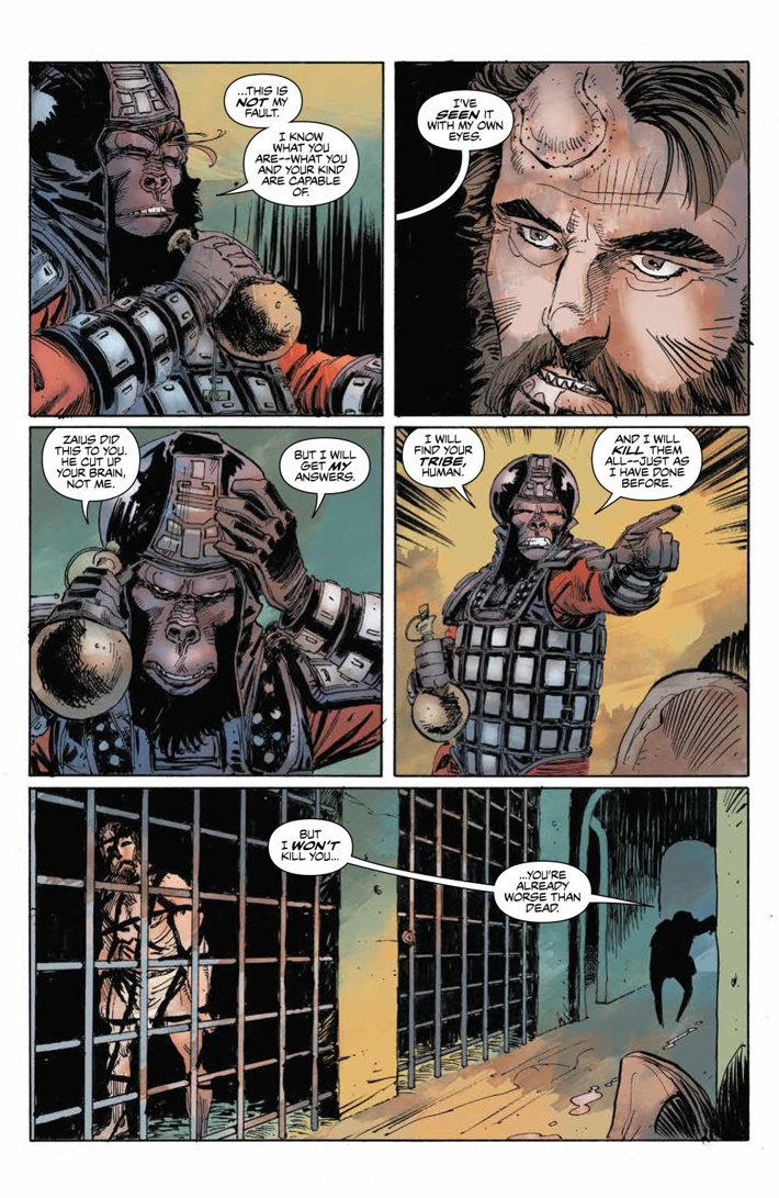POTA_Ursus_03_PRESS_7 ComicList Previews: PLANET OF THE APES URSUS #3