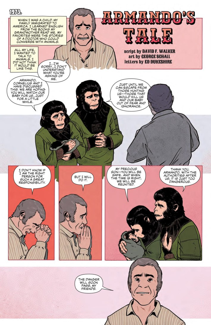 POTA_WhenWorldsCollide_PRESS_19 ComicList Previews: PLANET OF THE APES WHEN WORLDS COLLIDE SC