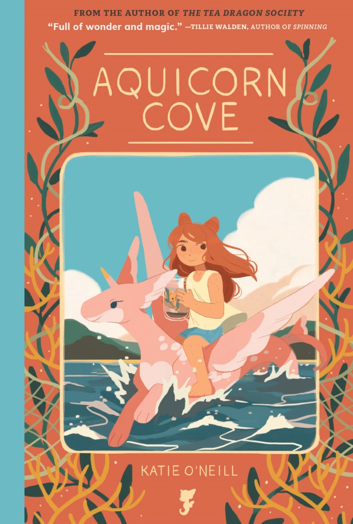 Pages-from-ACOVE-V1-MARKETING-1 ComicList Previews: AQUICORN COVE HC