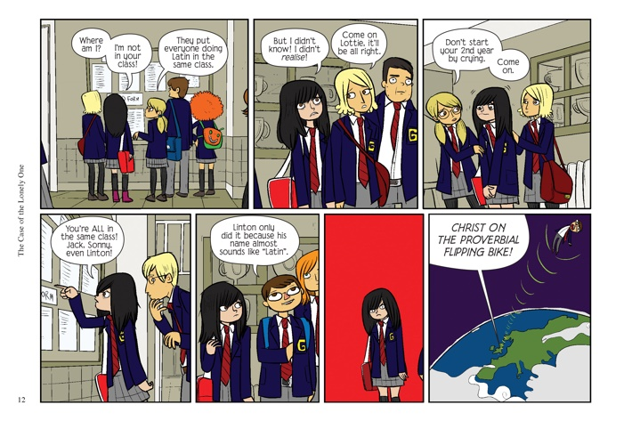 Pages-from-BMACHV4-PE-MARKETING-2-5 ComicList Previews: BAD MACHINERY POCKET EDITION VOLUME 4 THE CASE OF THE LONELY ONE GN