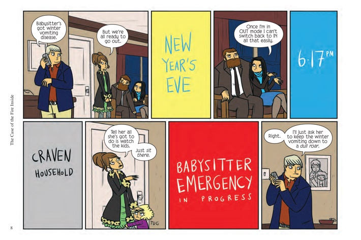 Pages-from-BMACHV5-PE-MARKETING-2-2 ComicList Previews: BAD MACHINERY POCKET EDITION VOLUME 5 THE CASE OF THE FIRE INSIDE GN