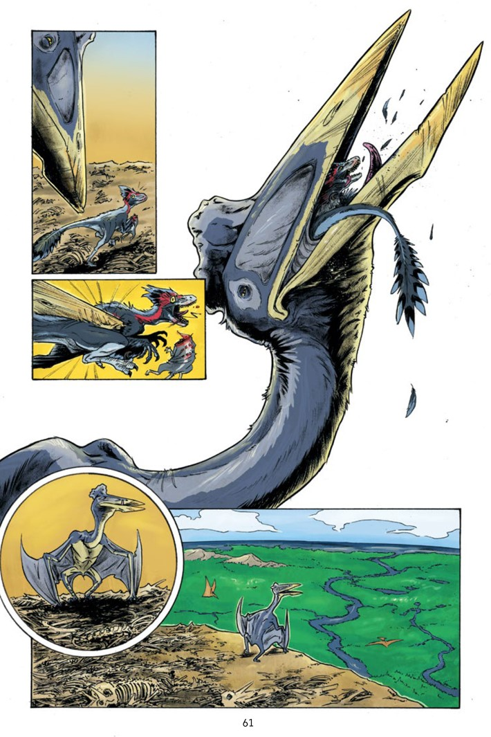 Pages-from-CRETACEOUS-V1-REFERENCE-1 ComicList Previews: CRETACEOUS GN