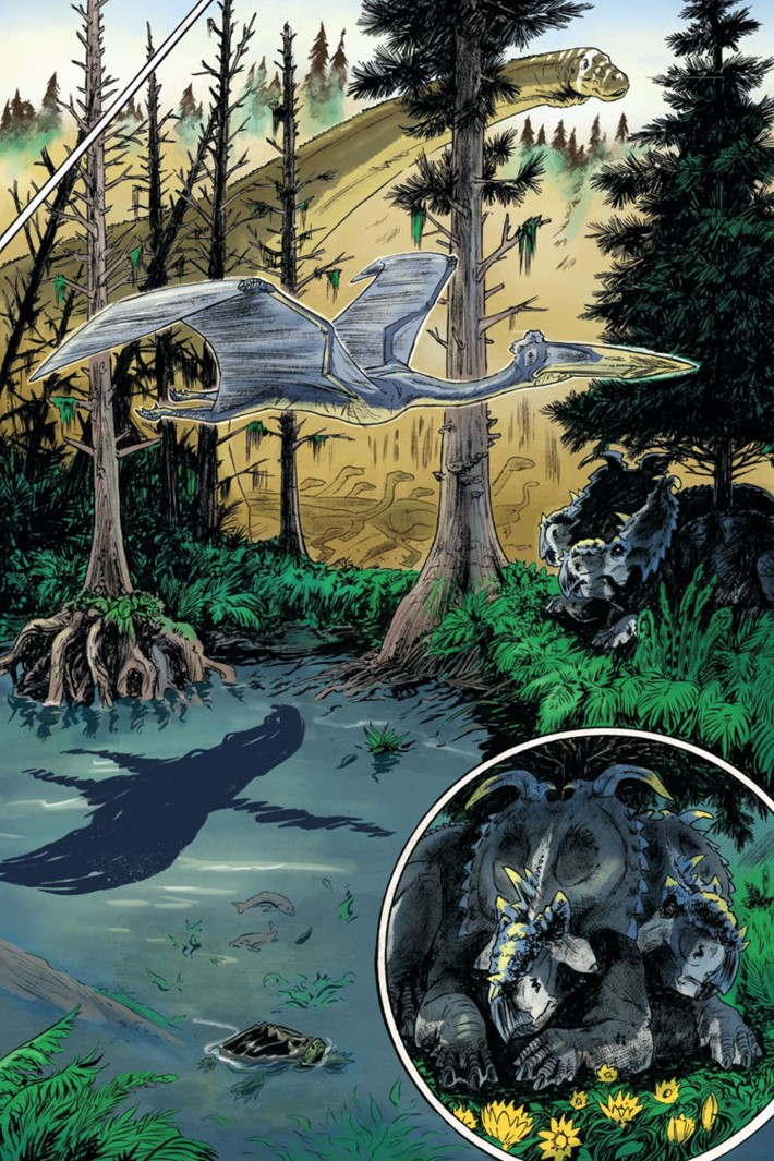 Pages-from-CRETACEOUS-V1-REFERENCE-6 ComicList Previews: CRETACEOUS GN