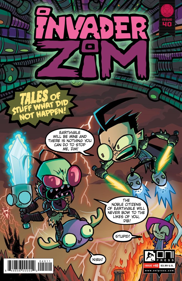 Pages-from-INVADERZIM-40-REFERENCE-1 ComicList Previews: INVADER ZIM #40