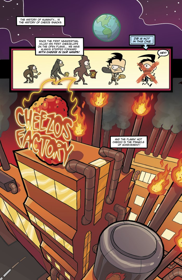 Pages-from-INVADERZIM-V5-TPB-MARKETING-5 ComicList Previews: INVADER ZIM VOLUME 5 TP