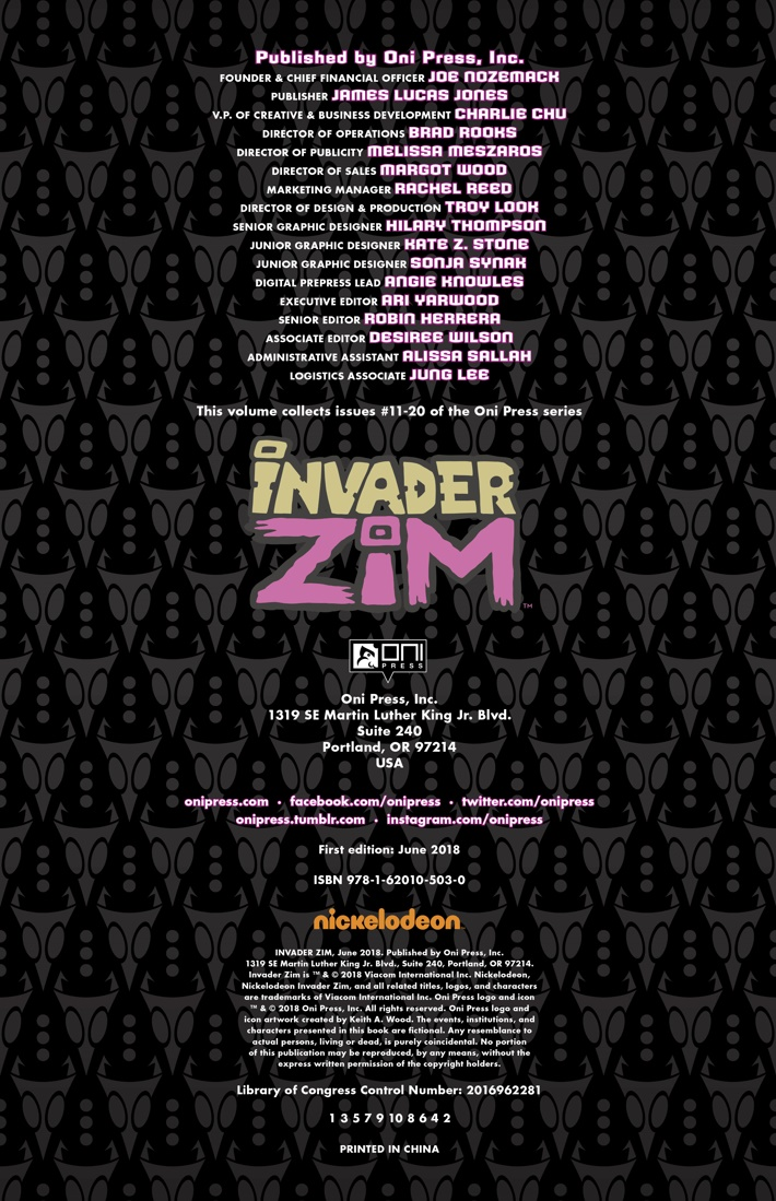 Pages-from-INVADERZIMV2-HC-MARKETING-5 ComicList Previews: INVADER ZIM VOLUME 2 HC