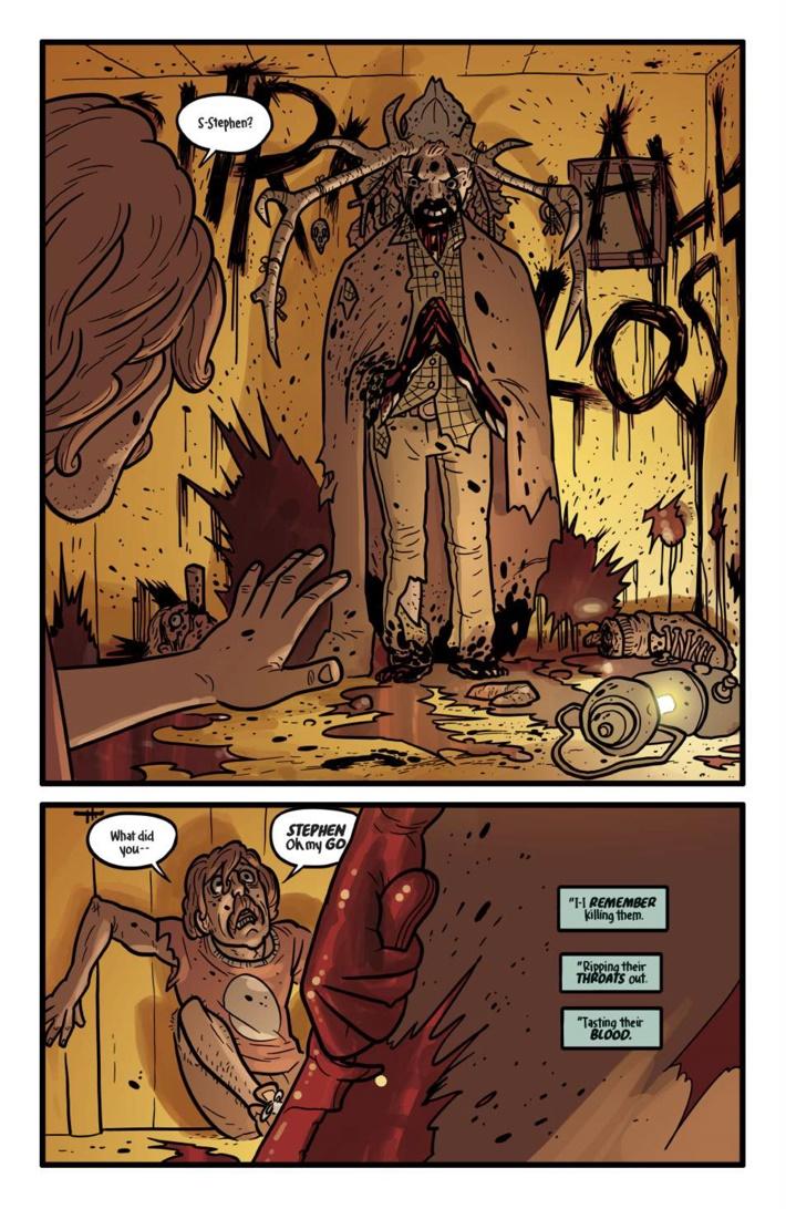 Pages-from-KAIJUMAXV3-TPB-MARKETING-2-3 ComicList Previews: KAIJUMAX VOLUME 3 SEASON THREE KING OF THE MONSTAS TP