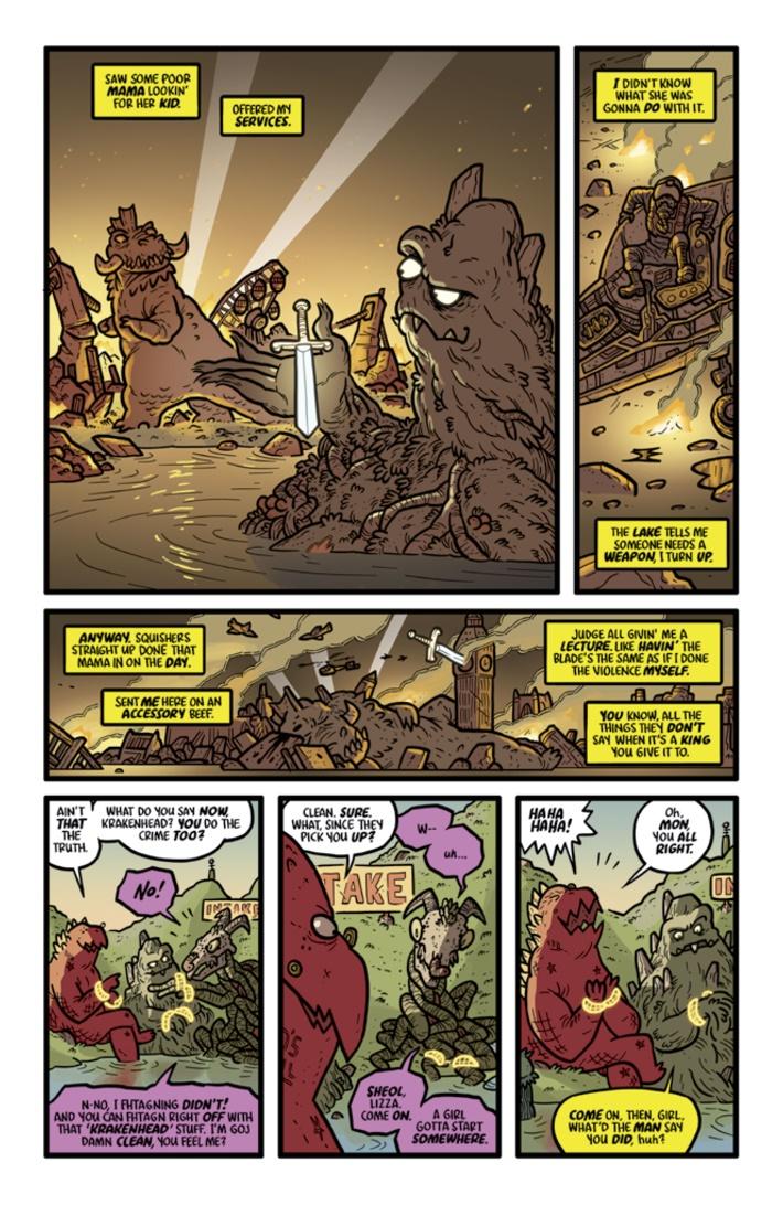 Pages-from-KAIJUMAXV4-1-MARKETING-4 ComicList Previews: KAIJUMAX SEASON FOUR #1