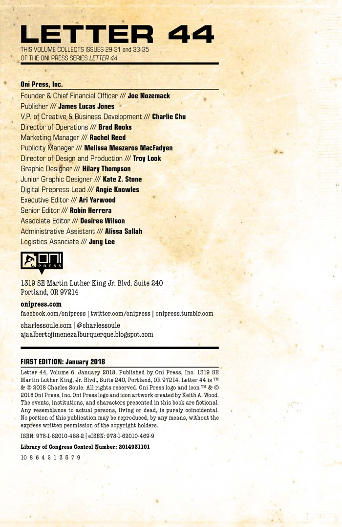 Pages-from-LETTER44-V6-TPB-MARKETING-5 ComicList Previews: LETTER 44 VOLUME 6 THE END TP