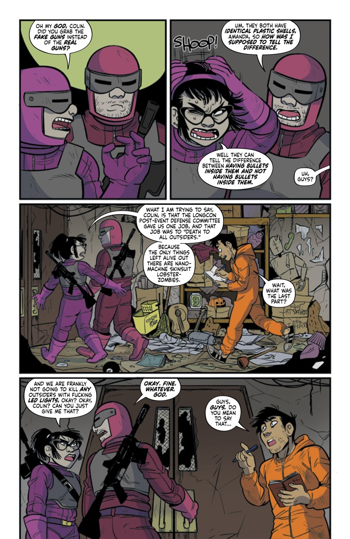 Pages-from-LONGCON-TP-1-MARKETING-3 ComicList Previews: THE LONG CON VOLUME 1 TP